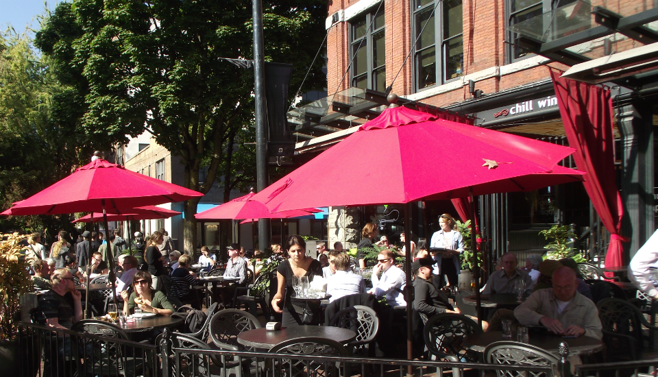 Gastown Management Plan