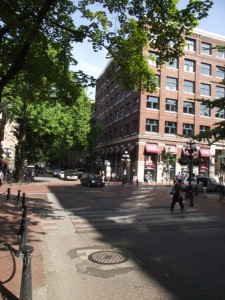 Leckie Building | Gastown | Vancouver | BC | Canada