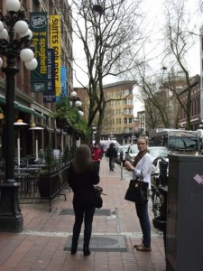 Preservation of Gastown | JIAA | Vancouver | BC | Canada